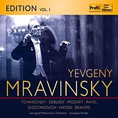 Mravinsky Edition, Vol. 1 by Various Artists