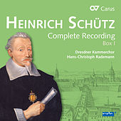 Schütz: Complete Recording by Various Artists