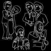 Come Close To Me by Romare