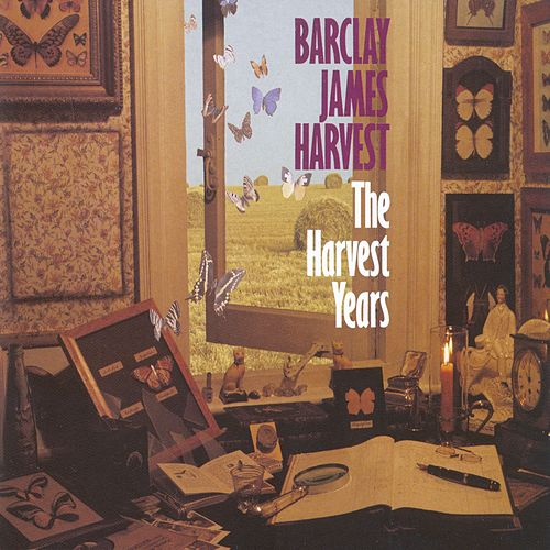 The Harvest Years by Barclay James Harvest