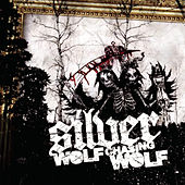 Wolf Chasing Wolf by Silver
