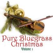 Pure Bluegrass Christmas Volume 1 by Bluegrass Christmas Jamboree