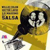 Lo Maximo De La Salsa von Hector Lavoe