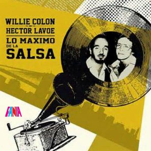 Lo Maximo De La Salsa by Hector Lavoe
