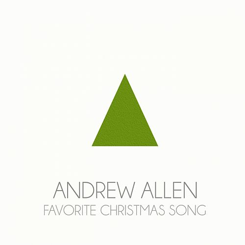 Favorite Christmas Song by Andrew Allen