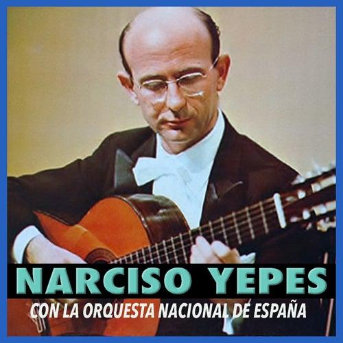 Fantasia para un Gentil Hombre by Narciso Yepes