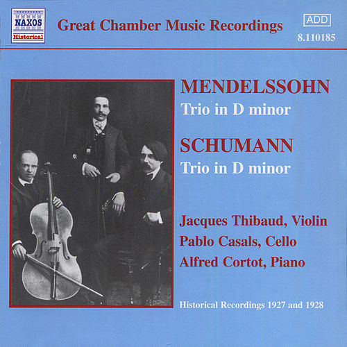 Trio In D Minor, Op. 49/Op. 63 by Various Artists