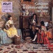 Canciones de Cámara Españolas (1801-1850) (El Patrimonio Musical Hispano 34) by Sophia Unsworth Estefanía Perdomo