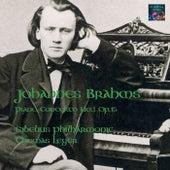 Johannes Brahms: Piano Concerto No.1, Op. 15 by Thomas Leyer