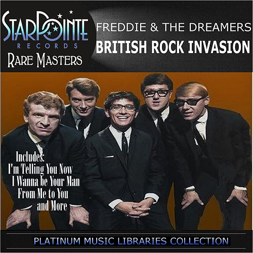 British Rock Invasion by Freddie and the Dreamers