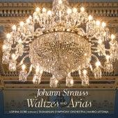 Johann Strauss: Waltzes and Arias by Marko Letonja