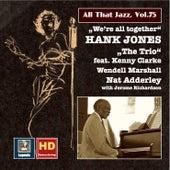 All That Jazz, Vol. 75: Hank Jones