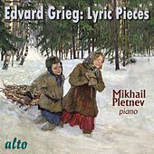 Edvard Grieg: Lyric Pieces by Mikhail Pletnev
