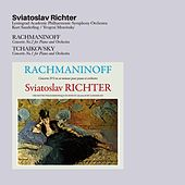 Rachmaninoff: Cocerto No. 2 for Piano and Orchestra + Tchaikovsky: Concerto No. 1 for Piano and Orchestra (Bonus Track Version) by Sviatoslav Richter