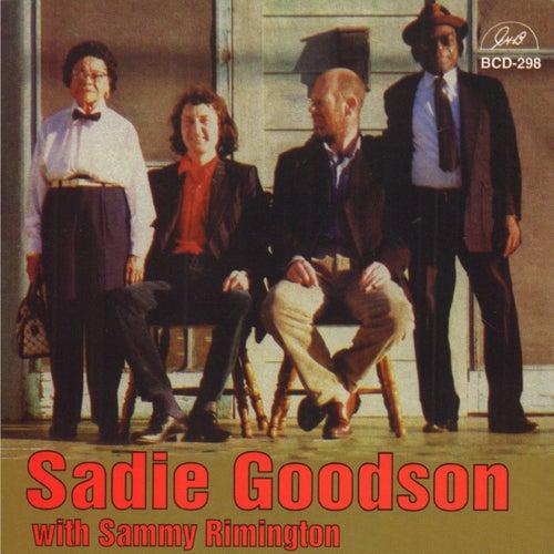 Sadie Goodson with Sammy Rimington by Sammy Rimington