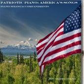 Patriotic Piano von Jon Sarta