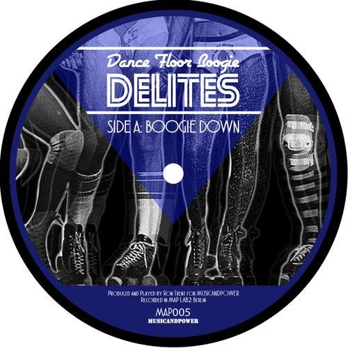 Dancefloor Boogie Delites by Ron Trent