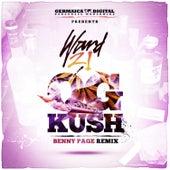 OG Kush (Benny Page Remix) by Ward 21