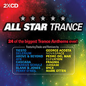 All Star Trance: 24 Of The B by Various Artists