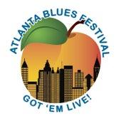 Atlanta Blues Festival: Got 'Em Live! von Various Artists