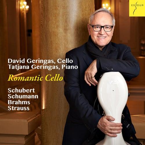 Romantic Cello by David Geringas