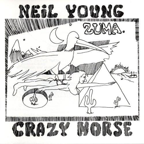 Zuma by Neil Young