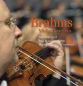 Brahms: Violin Concerto in D Major, Op. 77 (Live) by Nils-Erik Sparf