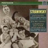 Stravinsky: Pulcinella Suite - Jeu de Cartes - Symphony for Wind Instruments by Sofia Philharmonic Orchestra