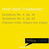 Yellow Edition - Tchaikovsky: Symphonies Nos. 4 & 5 by Various Artists