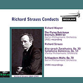 Richard Strauss Conducts by Richard Strauss
