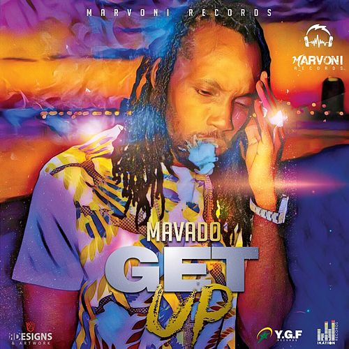 Get Up - Single by Mavado