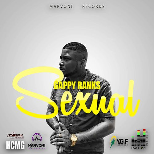 Sexual - Single by Gappy Ranks