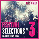 Festival Selections, Vol. 3 - Selection of EDM Tunes by Various Artists