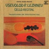 Vsevolod P. Lezhnev 'Cello Recital by Meiko Miyazawa