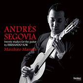 Twenty Studies for the Guitar by Fernando Sor by Masahiro Masuda