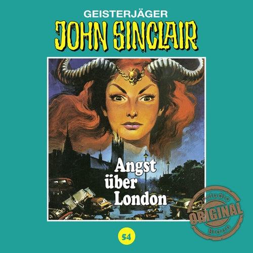 Tonstudio Braun, Folge 54: Angst über London von John Sinclair