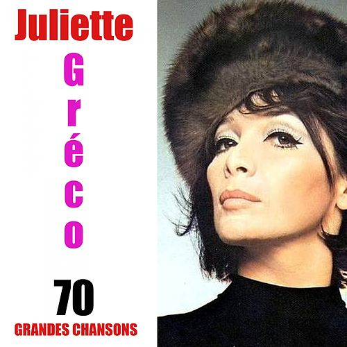 70 Grandes Chansons by Juliette Greco