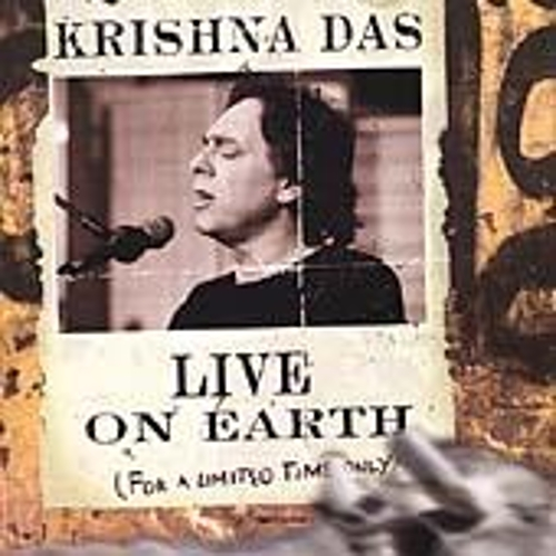 Live On Earth von Krishna Das