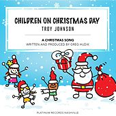 Children on Christmas Day by Troy Johnson