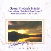 Georg Friedrich Händel: Feuerwerksmusik & Wassermusik by Luigi Zanetti Orchestra Da Camera Dell'Arte