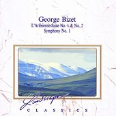 Georg Bizet: L'Alésienne-Suite No. 1, No. 2 & Symphony No. 1 by London Symphony Orchestra
