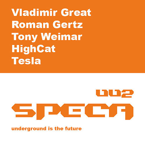 Speca 002 by Various Artists