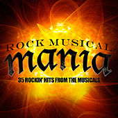 Rock Musical Mania by Various Artists