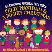 Feliz Navidad & a Merry Christmas - 40 Canciones Favoritas para Niños by Various Artists