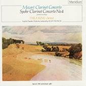 Mozart: Clarinet Concerto / Spohr: Clarinet Concerto No. 4 by Thea King