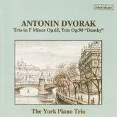 Dvořák: Piano Trios Op. 65 & Op. 90 by York Piano Trio
