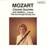 Mozart: Clarinet Quartets by Joy Farrall