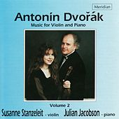 Dvořák: Music for Violin and Piano, Vol. 2 by Julian Jacobson