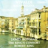 Vivaldi: Salve Regina / Telemann: Easter Cantata by James Bowman