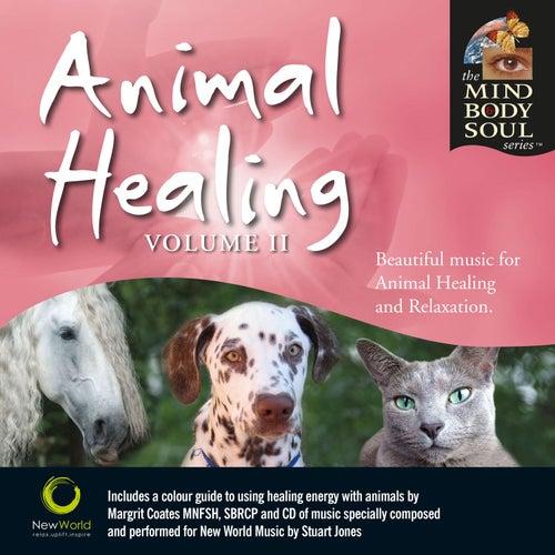 Animal Healing Volume II by Stuart Jones
